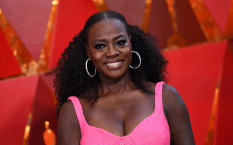 Actress Viola Davis arrives for the 90th Annual Academy Awards on 4 March 2018, in Hollywood, California. Picture: AFP.