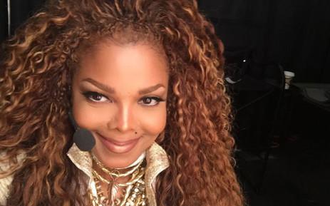 Pop star Janet Jackson. Picture: Janet Jackson/Facebook.