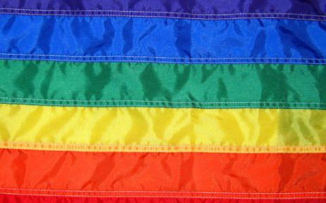 Gay pride flag. Picture: sxc.hu.