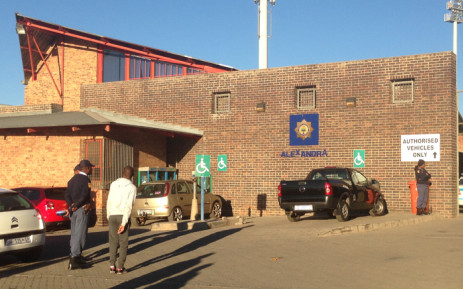 FILE: Alexandra Police Station in Johannesburg. Picture: EWN