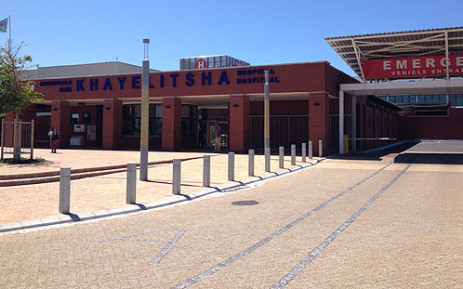 FILE: Khayelitsha Hospital. Picture: EWN