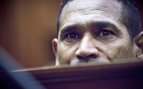 Convicted gang boss George 'Geweld' Thomas has been sentenced to life in prison for murders and other crimes in the Western Cape High Court. Picture: Thomas Holder/EWN