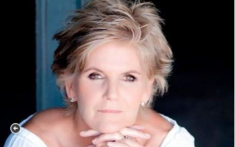 South African singer PJ Powers. Picture: Facebook.