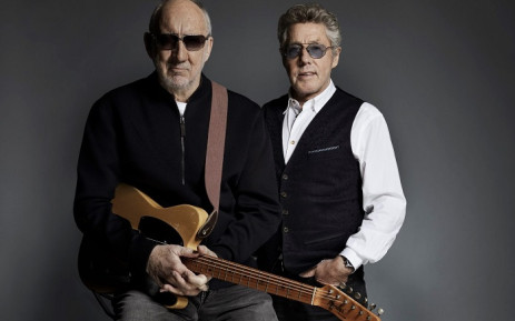 The Who's two surviving members Roger Daltrey and Pete Townshend. Picture: Thewho/Facebook