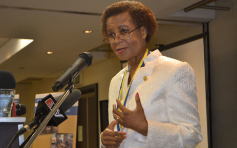 FILE: Mamphela Ramphele is still not giving anything away about a new political party. Picture: Lesego Ngobeni/EWN