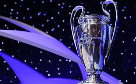 The semi-finals of the UEFA Champions League take place at the end of this month. Picture: AFP.