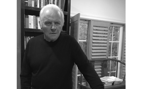 FILE: Sir Anthony Hopkins. Picture: @AnthonyHopkins/Twitter.