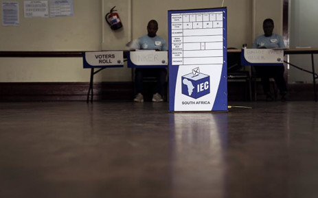 FILE: Inside the Durban City Hall voting station, as the special voting day commences on 6 May 2019. Picture: Sethembiso Zulu/EWN
