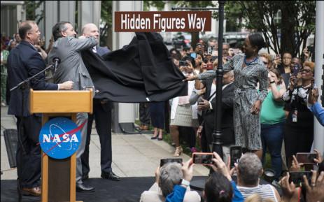 A Sign of Progress: Honoring NASA's Hidden Figures