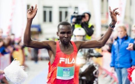 Felix Kirwa. Picture: @GreatRIFTsports/Twitter