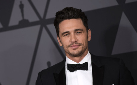 FILE: Actor James Franco attends the 2017 Governors Awards, on 11 November 2017, in Hollywood, California. Picture: AFP.