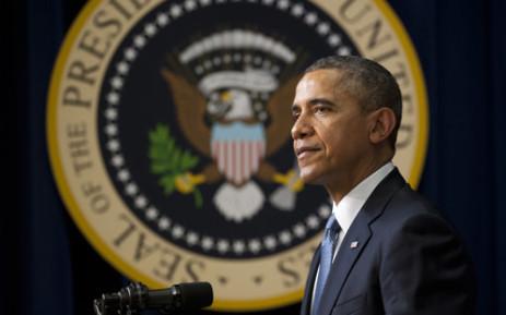 FILE:US President Barack Obama. Picture: AFP.