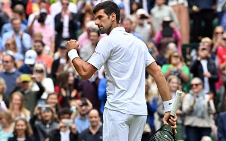FILE: Novak Djokovic. Picture: Ben STANSALL/AFP