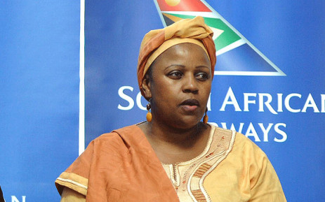 FILE: Dudu Myeni. Picture: The Presidency/Flickr