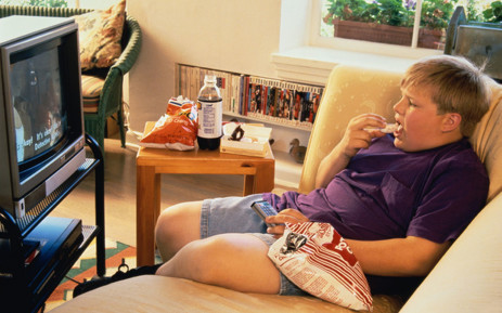 FILE: Research has also found that more than 14% of children between the ages of six and 14 are overweight or obese. Picture: Supplied