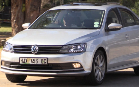 Eyewitness news reviews the new Jetta and gives you the 411 on what you can expect in this new VW beauty. Picture : Kgothatso Mogale/EWN