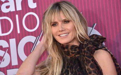 FILE: US/German model Heidi Klum arrives for the 2019 iHeart Radio Music Awards at the Microsoft theatre on 14 March 2019 in Los Angeles, California. Picture: AFP