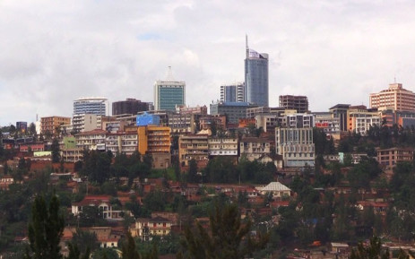The city of Kigali in Rwanda. Picture: EWN.