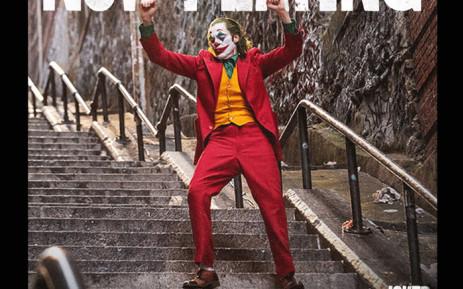 Loner Arthur Fleck, played by Joaquin Phoenix, in the movie 'Joker'. Picture: Joker Movie/Facebook.