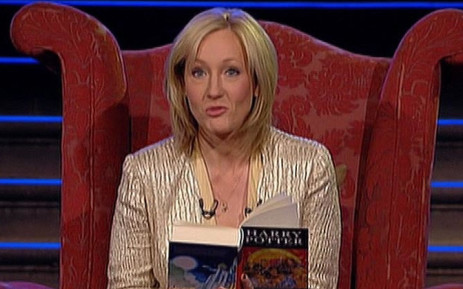 FILE: JK Rowling. Picture: Supplied.