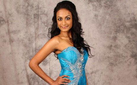 South Africa's Miss World entrant, Remona Moodley. Picture: Sun International.