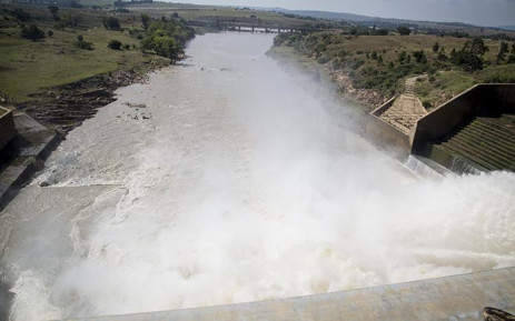 FILE: Levels at the Vaal Dam have dropped to below 50% in nearly three years. Picture: EWN