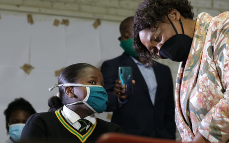 Soweto pupils relieved after first matric exam amid COVID disruptions, Newsline