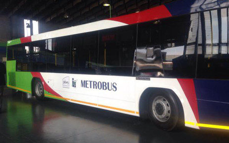 File: City of Joburg Metrobus. Picture: Mia Lindeque/EWN