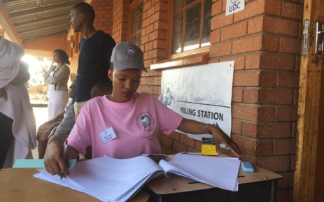 Voting opened on Wednesday in Botswana for a hotly contested general election. Picture: Nthakoana Ngatane/EWN.