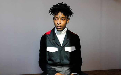 Sha Yaa Bin Abraham-Joseph, commonly-known as 21 Savage. Picture: @21Savage/Facebook.com