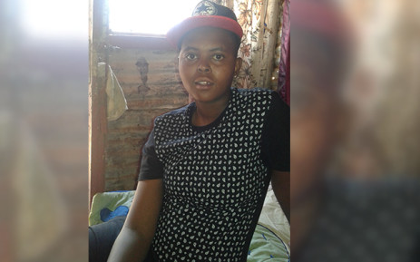 21-year-old Motshidisi Pasca Melamu from Evaton in the Vaal, was allegedly killed for being a lesbian. Picture: Supplied/Melamu Family
