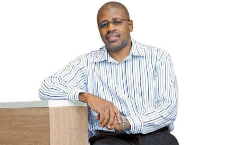 FILE: SAICA CEO Terence Nombembe. Picture: Facebook.com.