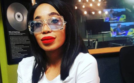 Kwaito star Nomasonto Maswanganyi, better known as Mshoza. Picture: Instagram.