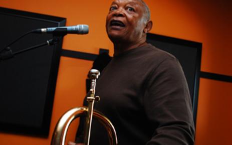 South African jazz musician Hugh Masekela. Picture: EWN