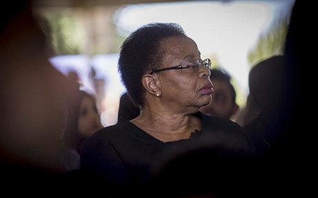 FILE: Graca Machel. Picture: EWN.