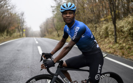 Cyclist Nicholas Dlamini is out of surgery and recovering in hospital
