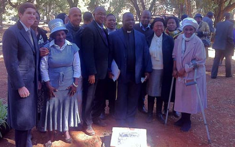 Nokutela Dube is known as one of the founding mothers of the struggle against apartheid.