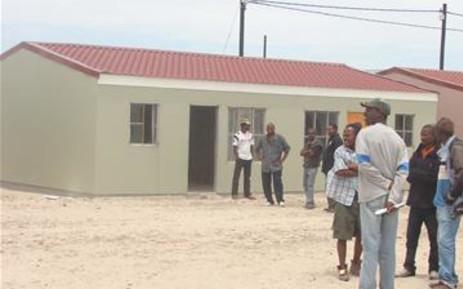 Housing. Picture: EWN