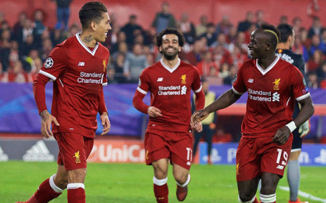 Liverpool were on the verge of sealing qualification to the last 16 for the first time since 2009 but Guido Pizarro stabbed home from a corner deep into stoppage time to deny them. Picture: Facebook