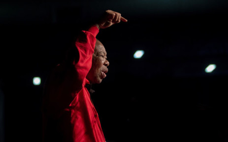 SACP general secretary Blade Nzimande. Picture: Sethembiso Zulu/EWN