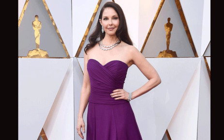 Actress Ashley Judd. Picture: @AshleyJudd/Twitter