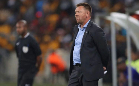 FILE: Eric Tinkler. Picture: Facebook