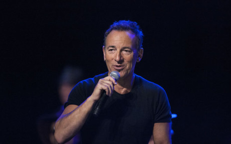 US singer Bruce Springsteen. Picture: EPA.