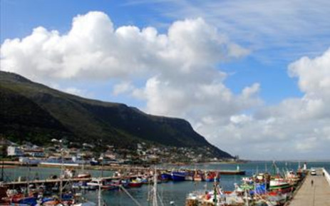 Fishing boats moored in Kalk Bay Harbour, Cape Town. Picture: Supplied
