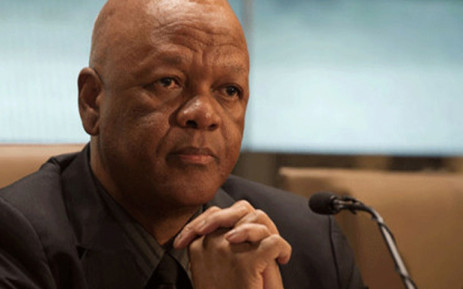 Former minister Jeff Radebe. Picture: GCIS