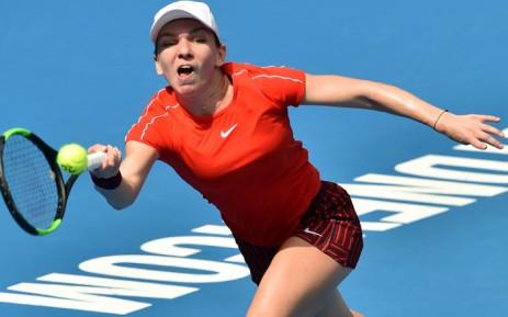 Ashleigh Barty beats No. 1 Simona Halep at Sydney International