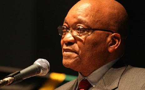 President Jacob Zuma. Picture: GCIS