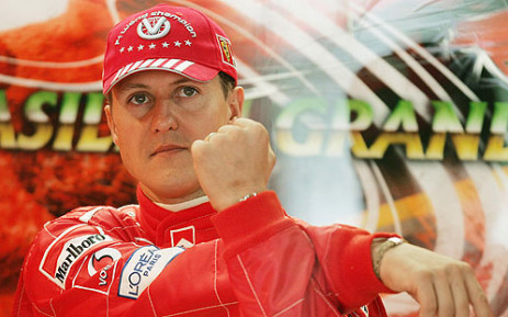 FILE: Michael Schumacher. Picture: AFP