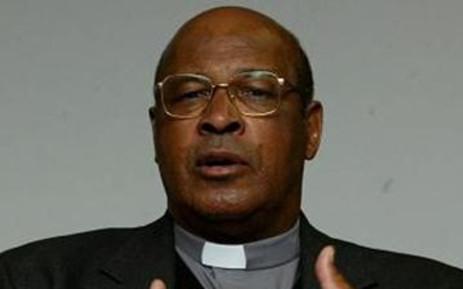 Catholic Archbishop of Durban Wilfrid Napier. Picture: SAPA
