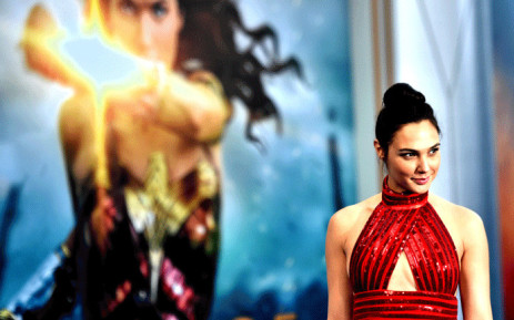 Actress Gal Gadot arrives at the Premiere Of Warner Bros. Pictures' 'Wonder Woman' at the Pantages Theatre on 25 May 2017 in Hollywood, California. Picture: AFP